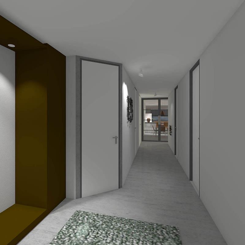 5-kamer appartement